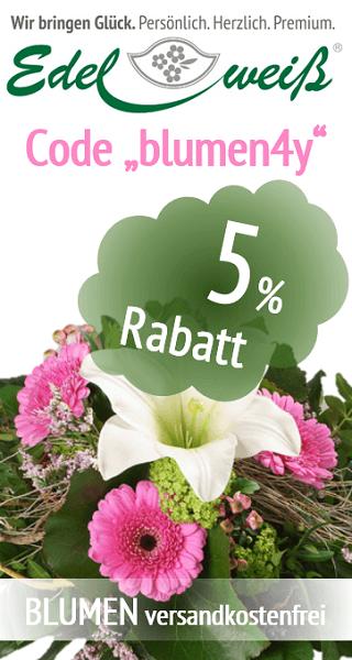 5 % Rabatt auf alle Produkte wenn Sie jetzt bestellen!