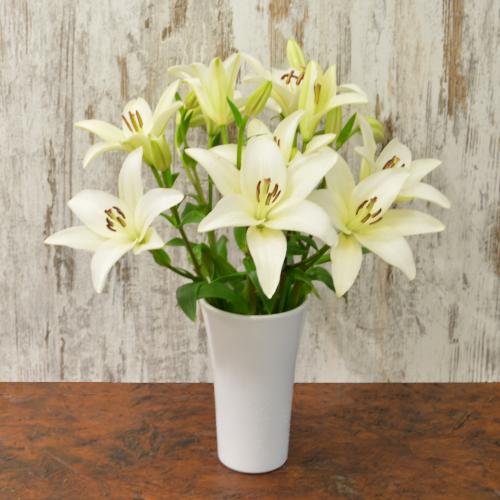 Blumenstrauß Lilien