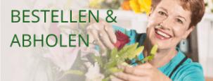 Blumenstrauß bestellen & abholen
