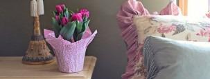 Blumen fürs Schlafzimmer