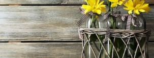 Blumenvasen selber machen