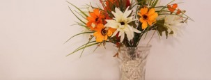 Blumenstrauß Boho