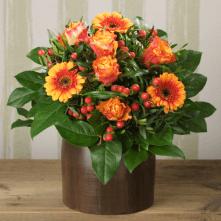 """Blumenstrauß """"Herzensglück"""""""