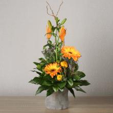 """Blumenstrauß """"Ein Küsschen in Ehren ..."""""""