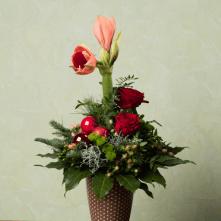 """Blumenstrauß """"Alle Jahre wieder"""""""