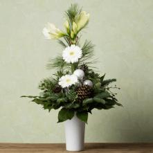 """Blumenstrauß """"Schneekönigin"""""""
