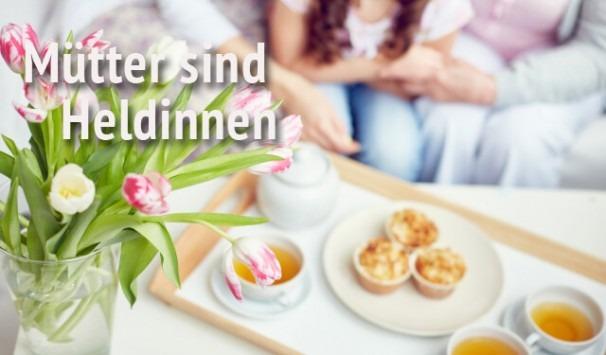 Blumen zum Muttertag verschicken
