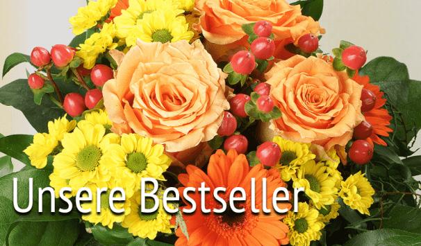 Beliebte Blumensträuße