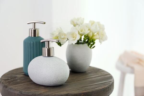 Blumen fürs Badezimmer