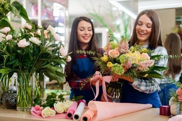Welche Blumen passen zusammen?