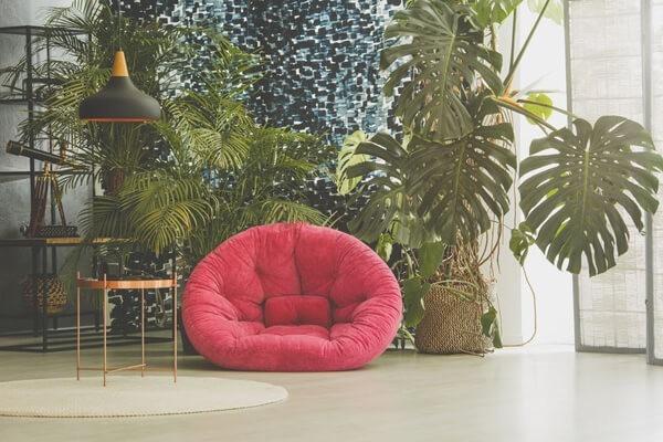 """Wohntrend """"Urban Jungle"""" – Grüne Wohlfühloase in Ihrem Zuhause"""