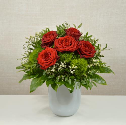 Blumenstrauss Fur Immer Mein Blumenversand Edelweiss