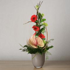 """Blumenstrauß """"Unter vier Augen"""""""
