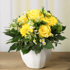 """Blumenstrauß """"Blütengold"""""""