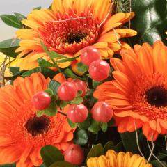 """Blumenstrauß """"Ich hab Dich lieb"""""""