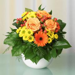 """Blumenstrauß """"Ein kleiner Kuss"""""""