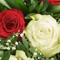"""Blumenstrauß """"Für Dein Lächeln"""""""