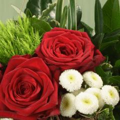 """Blumenstrauß """"Ich bin für Dich da"""""""