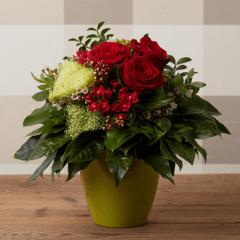 Blumenstrauß Valentinstag