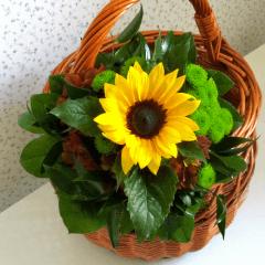 """Blumenstrauß """"Unverhofft"""""""