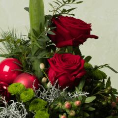 Blumenstrauß Weihnachten